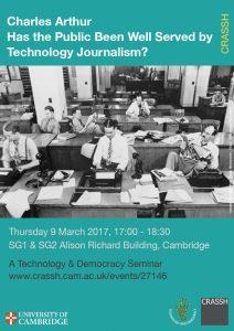 Technology Journalism